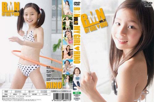 [RMN-017] Hino Shinomiya - My Girl Hino