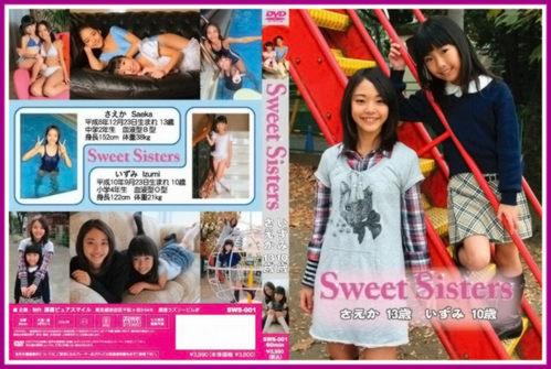 [SWS-001] Saeka Kouno & Izumi Hosina