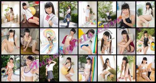 Five japanese junior models pack #1