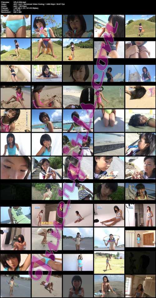 [CPLO-006] Megu Hazuki