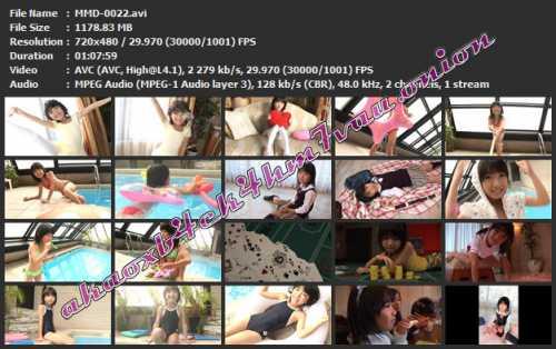 [MMD-0022] Hoshina Izum
