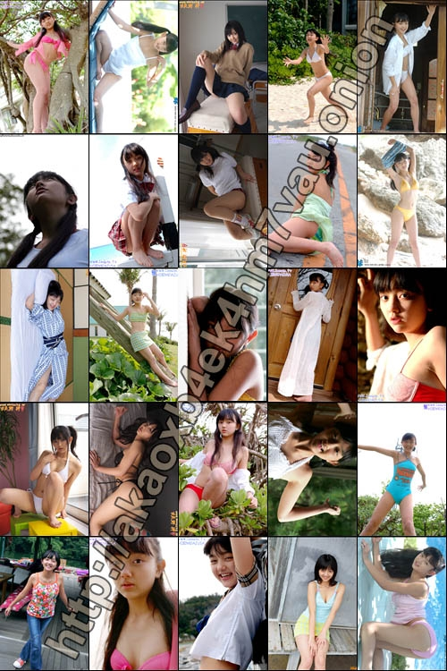 Azusa Hibino photo-shoots