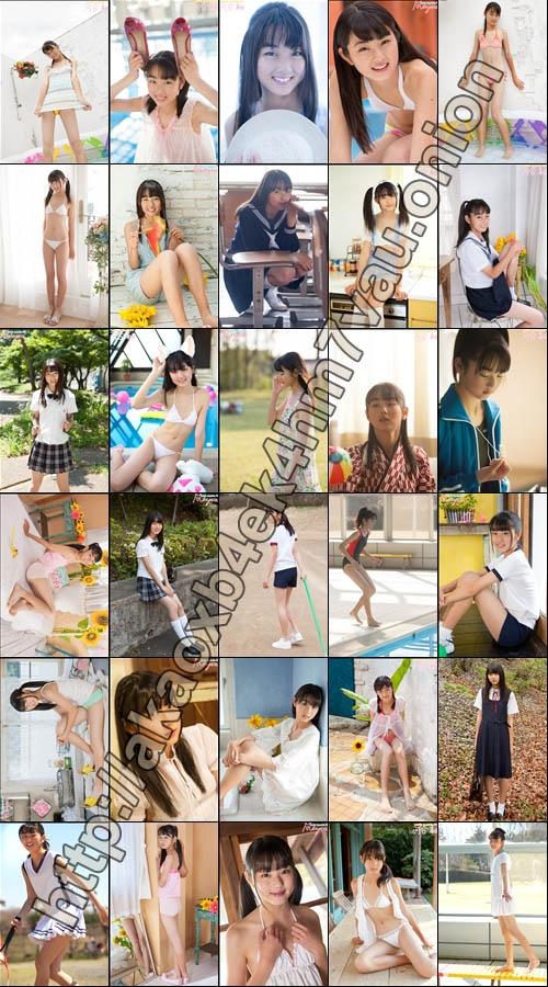 Mayu Kawa photo-shoots