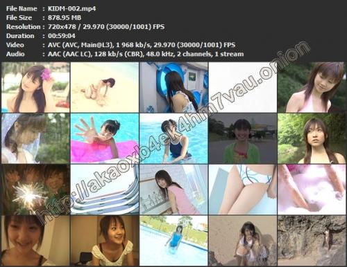 [KIDM-002] I Love Idol Legend