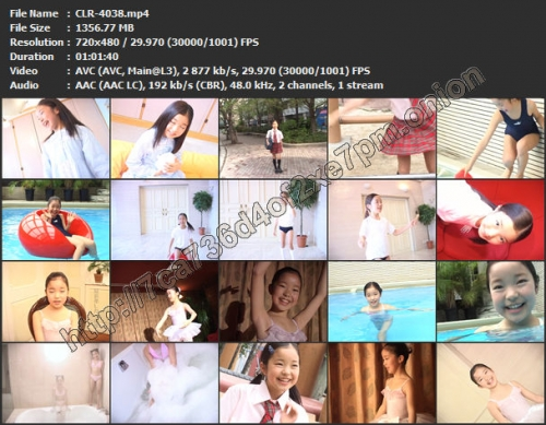 [CLR-4038] Miina Ichijyo